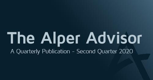 The Alper Advisor Q2 2020