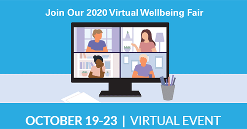 Virtual Wellbeing Fair