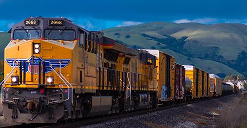 Train Cargo