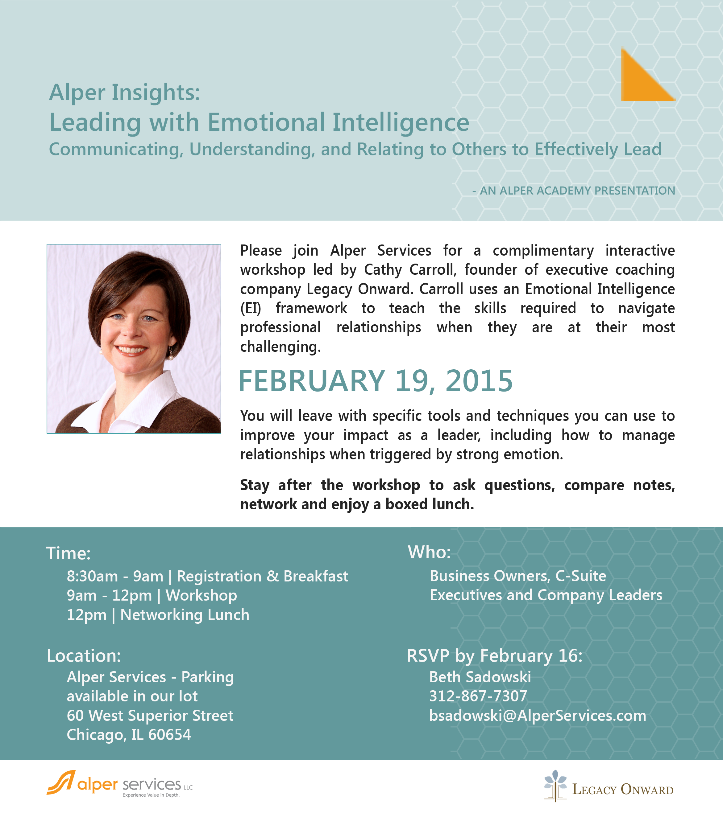 Alper Insights: Leading with Emotional Intelligence